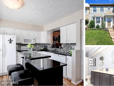 Baltimore Townhouse For Sale: 40 Margery Court