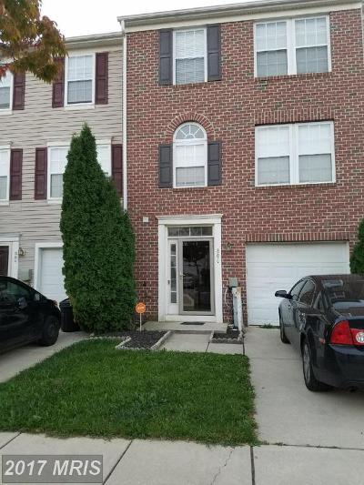 Baltimore Condo For Sale: 806 Tipton Road