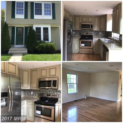 Baltimore Townhouse For Sale: 8512 Castlemill Circle