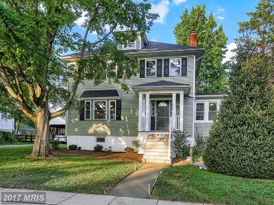 Baltimore Single Family Home For Sale: 108 Osborne Avenue