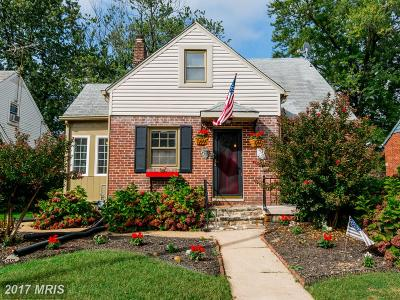 Baltimore Single Family Home For Sale: 12 Locust Drive