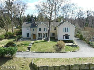 Towson MD Single Family Home For Sale: $1,245,000