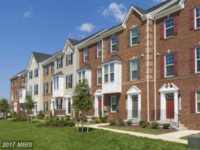 Owings Mills Townhouse For Sale: 9424 Adelaide Lane #143G/138