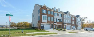 Owings Mills Townhouse For Sale: 9662 Julia Lane #186D/188