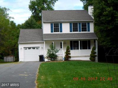 Baltimore Single Family Home For Sale: 1662 Cape May Road