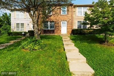 Owings Mills Townhouse For Sale: 159 Wimbledon Lane
