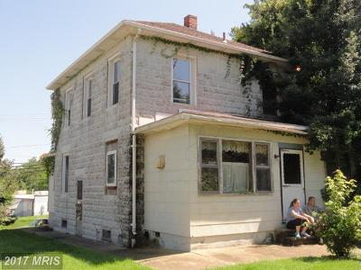 Baltimore Single Family Home For Sale: 613 Stemmers Run Road