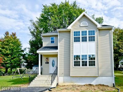 Baltimore Single Family Home For Sale: 6420 Dogwood Road