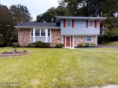 Randallstown Single Family Home For Sale: 9701 Ames Court