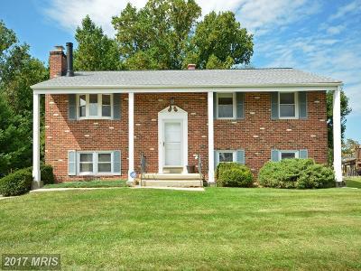 Baltimore Single Family Home For Sale: 4605 Ballygar Road