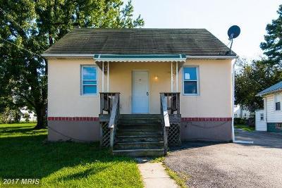 Halethorpe Single Family Home For Sale: 1720 Hall Avenue