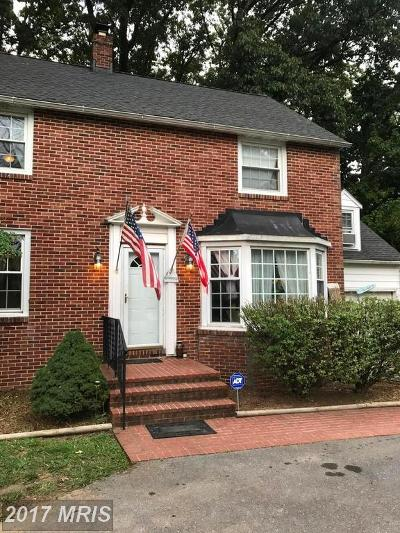 Baltimore Rental For Rent: 8504 Loch Raven Boulevard