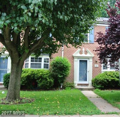 Catonsville Rental For Rent: 60 Bryans Mill Way