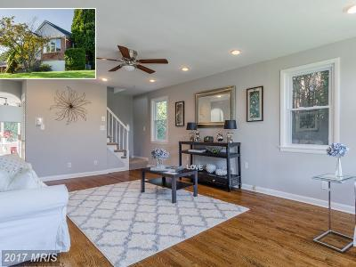 Baltimore Single Family Home For Sale: 8810 Baker Avenue