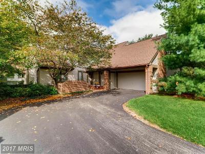 Baltimore Single Family Home For Sale: 8 Talton Court #8