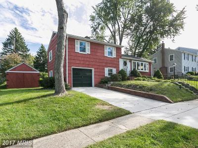 Hunt Valley, Lutherville Timonium Single Family Home For Sale: 108 Ridgefield Road