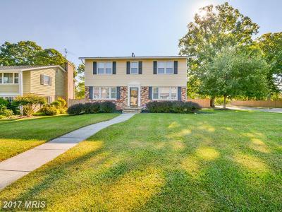 Baltimore Single Family Home For Sale: 421 Westside Boulevard