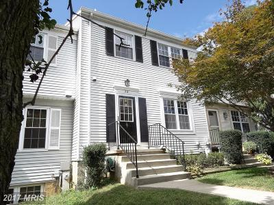 Baltimore Townhouse For Sale: 22 Delafield Court