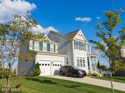 Baltimore Single Family Home For Sale: 8885 Paddock Lane