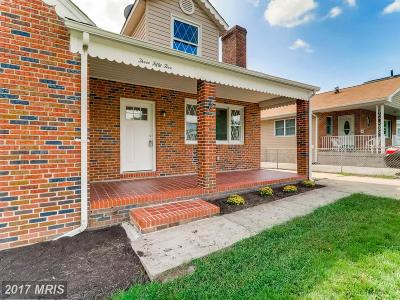 Baltimore Single Family Home For Sale: 355 Upperlanding Road