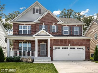 Reisterstown MD Single Family Home For Sale: $550,000