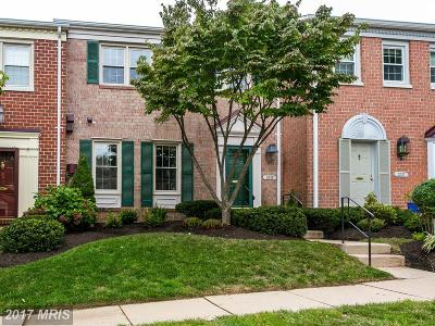 Hunt Valley, Lutherville Timonium Townhouse For Sale: 2315 Wonderview Road