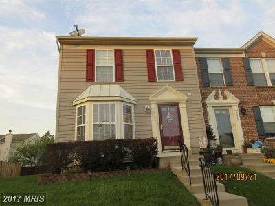 Baltimore Townhouse For Sale: 5026 Finsbury Road