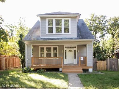 Baltimore Single Family Home For Sale: 203 Shady Nook Court