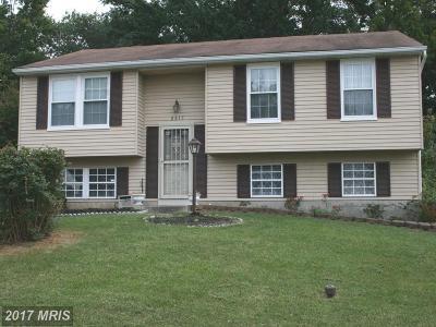 Baltimore Single Family Home For Sale: 8815 Golden Tree Lane