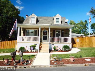 Baltimore Single Family Home For Sale: 1310 Rustic Avenue