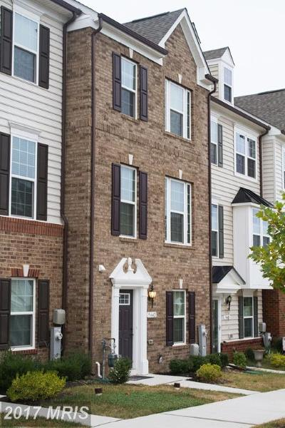 Owings Mills Townhouse For Sale: 9442 Ballard Green Drive