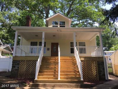 Dundalk Single Family Home For Sale: 31 Broadship Road