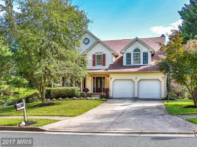 Baltimore Single Family Home For Sale: 8205 Ruxton Crossing Court