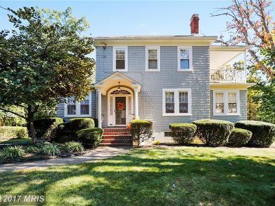 Baltimore Single Family Home For Sale: 105 Seminole Avenue