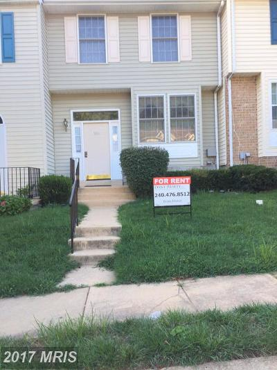 Owings Mills MD Rental For Rent: $1,700