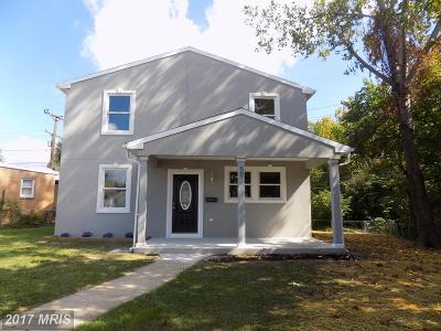 Middle River Single Family Home For Sale: 50 Right Wing Drive