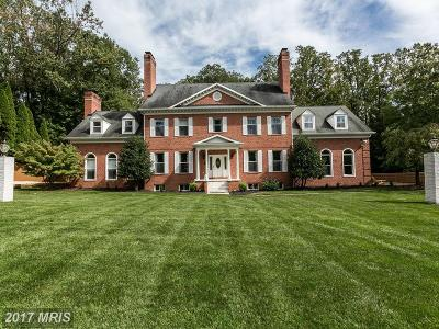 Baltimore Single Family Home For Sale: 1431 Autumn Leaf Road