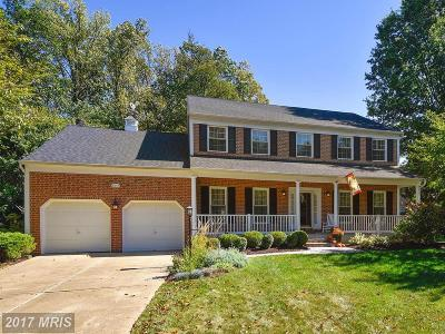 Lutherville Timonium Single Family Home For Sale: 603 Oak Farm Court