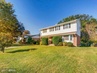 Randallstown Single Family Home For Sale: 6 Geier Court