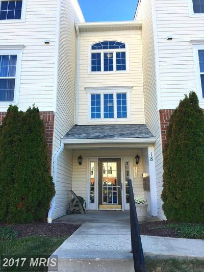 Perry Hall Condo For Sale: 18 Brook Farm Court #C