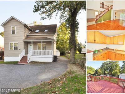 Baltimore Single Family Home For Sale: 1819 Putty Hill Avenue