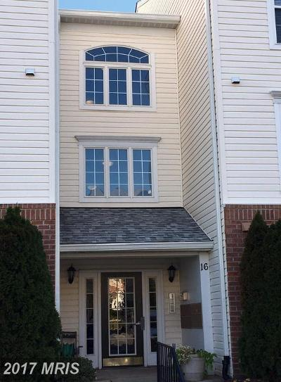 Perry Hall Condo For Sale: 16 Brook Farm Court #16B