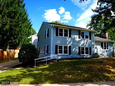 Lutherville Timonium Single Family Home For Sale: 102 Meadowvale Road