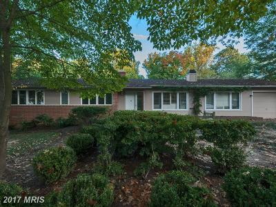 Baltimore Single Family Home For Sale: 3314 Midfield Road