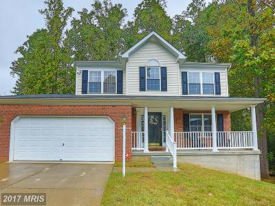 Owings Mills Single Family Home For Sale: 4137 Daylily Drive