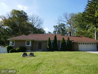 Pikesville Single Family Home For Sale: 4022 Essex Road