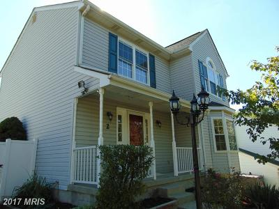 Perry Hall Single Family Home For Sale: 2 Kings Place