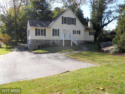 Towson Single Family Home For Sale: 504 Hampton Lane