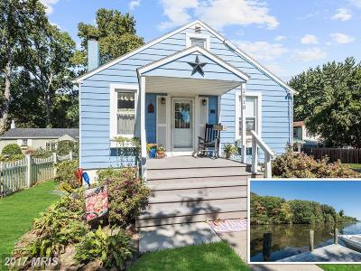 Baltimore Single Family Home For Sale: 1910 Poplar Road