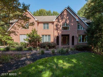 Owings Mills Single Family Home For Sale: 1241 Berans Road